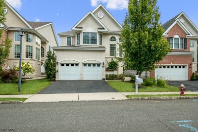 Scotch Plains Twp. Condo/Townhouse For Sale: 631 Fanwood Ave