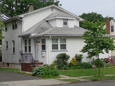 Roselle Park Boro Multi Family Home For Sale