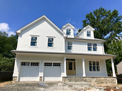 Westfield Town Single Family Home For Sale: 933 Coolidge St