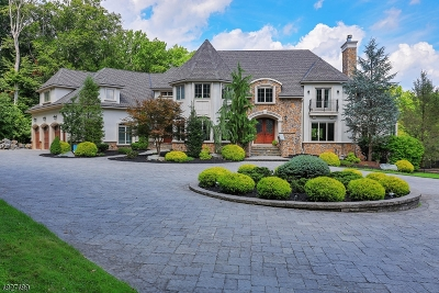 Scotch Plains Twp. Single Family Home For Sale: 1101 Cooper Rd