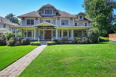 Westfield Town Single Family Home For Sale: 614 Boulevard