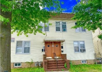 Roselle Boro Multi Family Home For Sale: 1212 Frank St