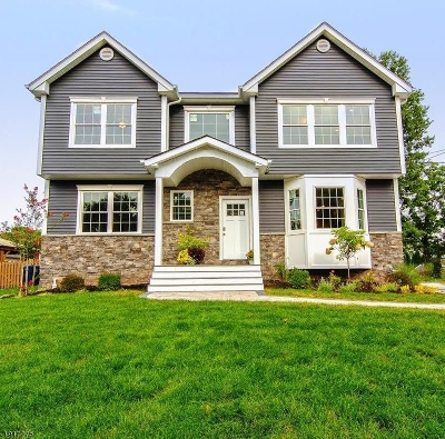 Clark Twp. Single Family Home For Sale: 26 Clauss Rd