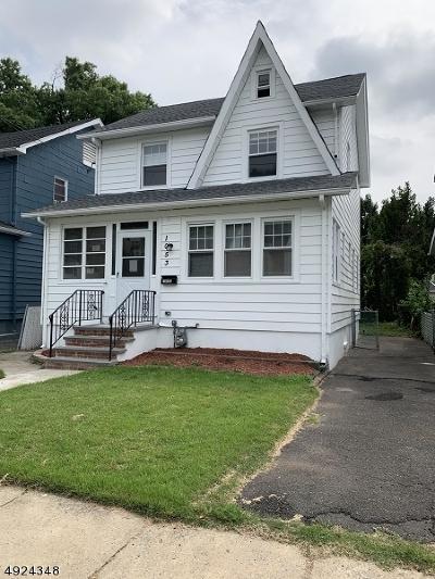 Hillside Twp. Single Family Home For Sale: 1053 Fairview Pl