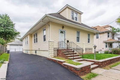 Roselle Park Boro Single Family Home For Sale: 134 Sheridan Ave