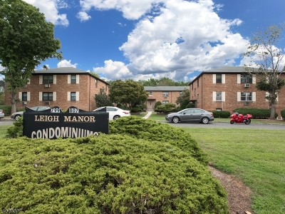 Springfield Twp. Condo/Townhouse For Sale: 805 Mountain Ave #805B