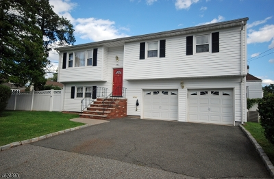 Union Twp. Single Family Home For Sale: 943 Lafayette Ave
