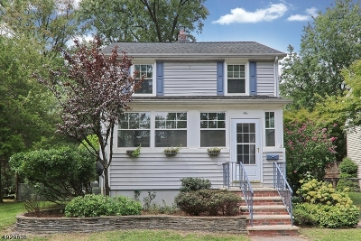 Springfield Twp. Single Family Home For Sale: 46 Colonial Ter
