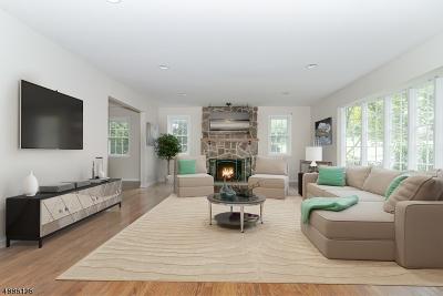 Scotch Plains Twp. Single Family Home For Sale: 2683 Deer Path