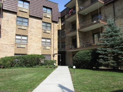 Cranford Twp. Condo/Townhouse For Sale: 22 Riverside Dr-Apt A1 #A-1