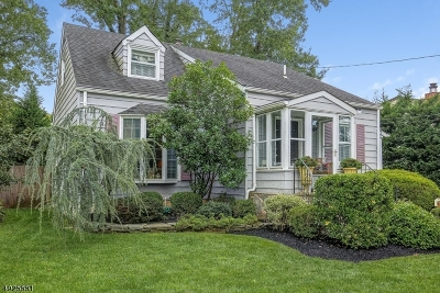 Cranford Twp. Single Family Home For Sale: 6 Omaha Dr