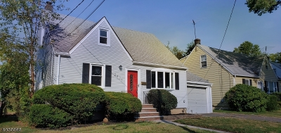 Union Twp. Single Family Home For Sale: 2577 Burns Pl