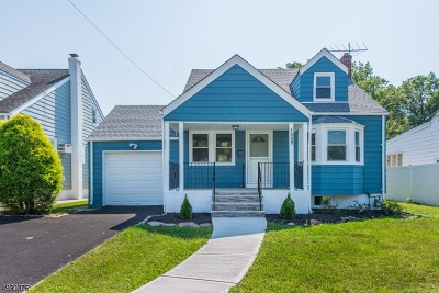 Union Twp. Single Family Home For Sale: 1349 Winslow Ave