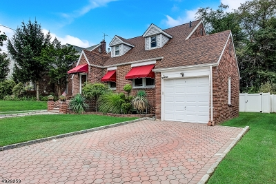 Union Twp. Single Family Home For Sale: 1240 Barbara Ave