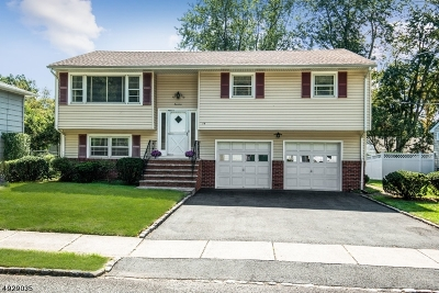 Scotch Plains Twp. Single Family Home For Sale: 14 Copperfield Rd