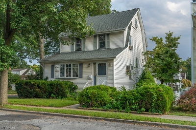 Union Twp. Single Family Home For Sale: 281 New Jersey Ave