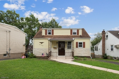Union Twp. Single Family Home For Sale: 1151 Jeanette Ave