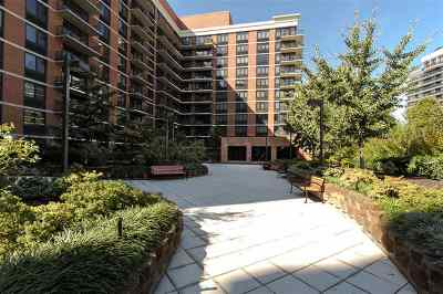 Condo/Townhouse Sold: 700 Grove St #7J