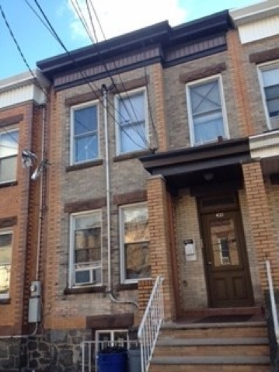 West New York Single Family Home For Sale: 421 57th St