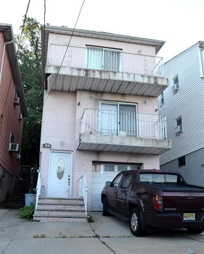 North Bergen Single Family Home For Sale: 1010 Liberty Ave