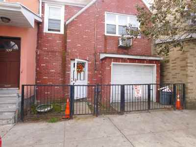 West New York Single Family Home For Sale: 311 61st St
