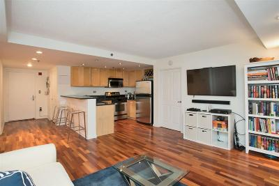 Hoboken NJ Condo/Townhouse For Sale: $675,000