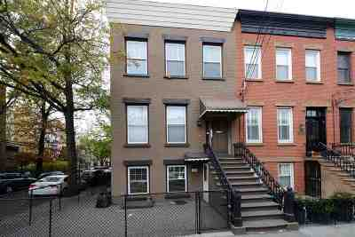 Hoboken NJ Multi Family Home For Sale: $1,845,000
