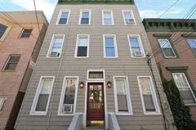 Jersey City NJ Condo/Townhouse For Sale: $375,000
