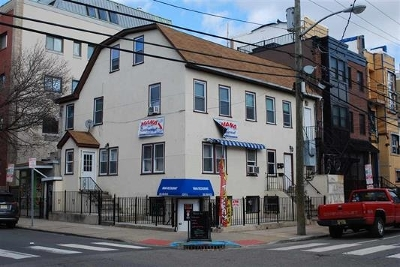 Jersey City Multi Family Home For Sale: 322 7th St