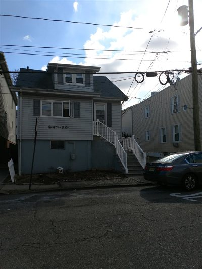 North Bergen Single Family Home For Sale: 8506 Newkirk Ave