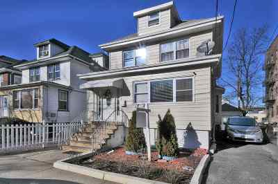 North Bergen Multi Family Home For Sale: 508 80th St