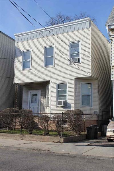 Jersey City Single Family Home For Sale: 257 Arlington Ave