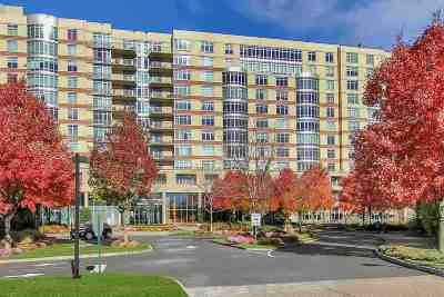 North Bergen Condo/Townhouse For Sale: 8100 River Rd #318