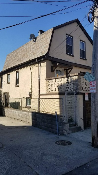 North Bergen Single Family Home For Sale: 1109 78th St