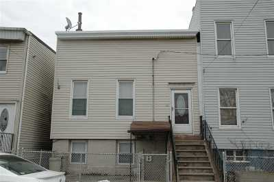 Jersey City Single Family Home For Sale: 12 Lewis Ave