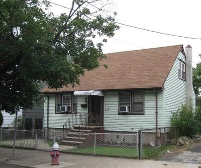Jersey City Single Family Home For Sale: 270 Linden Ave