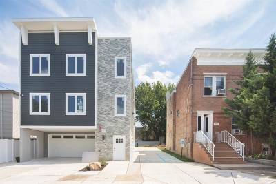 North Bergen Multi Family Home For Sale: 4312 Meadowview Ave #1,2A,2B,