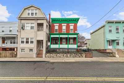 Jersey City Single Family Home For Sale: 206 Danforth Ave
