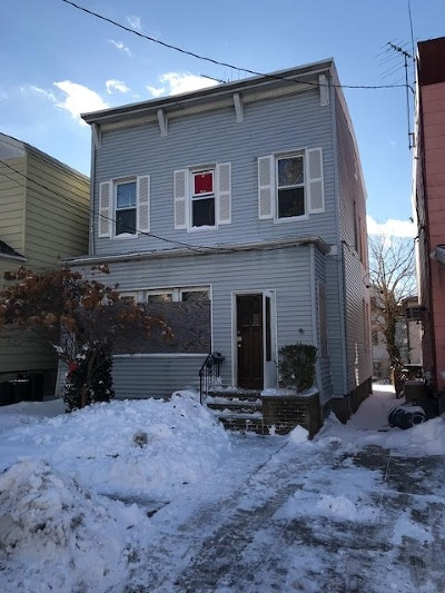 Jersey City Single Family Home For Sale: 19 Terhune Ave
