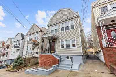 Jersey City NJ Multi Family Home For Sale: $599,000