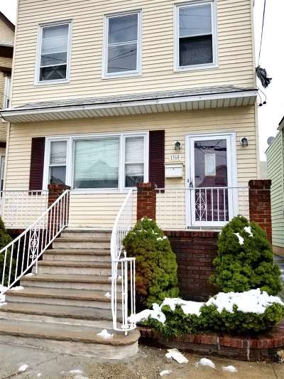 Bayonne Single Family Home For Sale: 360 Avenue C