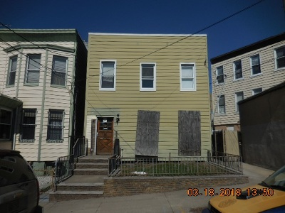 North Bergen Multi Family Home For Sale: 1406 11th St