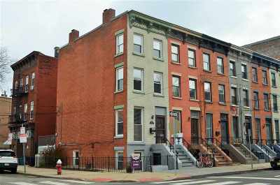 Jersey City Single Family Home For Sale: 334 8th St