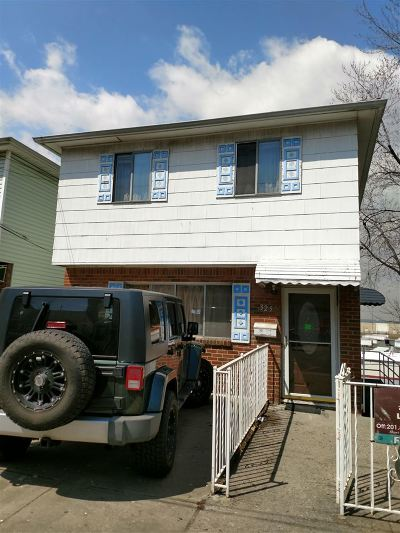 Jersey City Single Family Home For Sale: 325 Terrace Ave