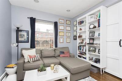 Jersey City NJ Condo/Townhouse For Sale: $465,000