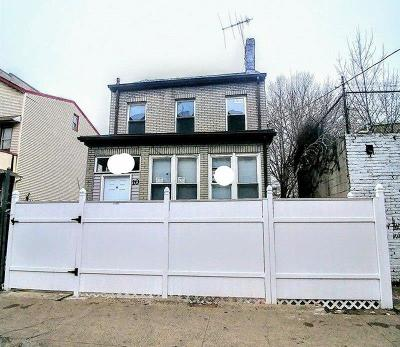 Jersey City Single Family Home For Sale: 10 Lexington Ave