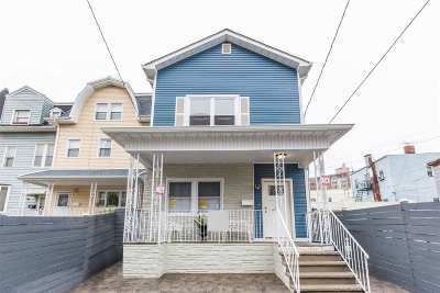 Jersey City Single Family Home For Sale: 97 Danforth Ave