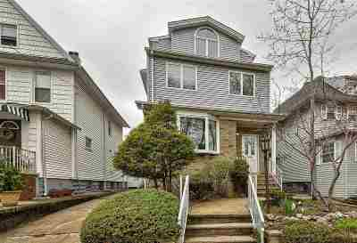 Bayonne Single Family Home For Sale: 86 West 38th St