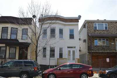 West New York Multi Family Home For Sale: 421 67th St
