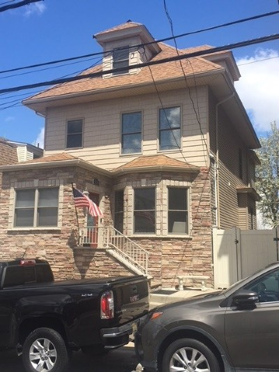 North Bergen Single Family Home For Sale: 1206 80th St